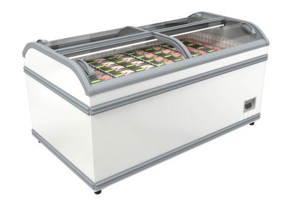 ダイキン工業が冷凍プラグインショーケース発売開始
